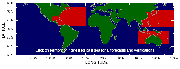 Past Seasonal Forecasts